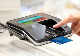 Credit card Machine with Chip technology